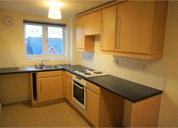 Thumbnail 2 bed flat to rent in Livingston Avenue, Manchester