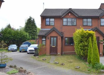 Thumbnail 3 bed terraced house to rent in Orchard Gardens, Leek, Leek