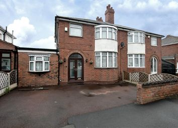 Thumbnail 4 bed semi-detached house for sale in St Marks Road, Dudley