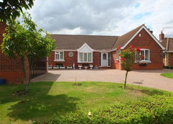 Thumbnail 3 bed detached bungalow for sale in Grampian Close, Sleaford