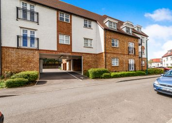 Thumbnail 2 bed flat for sale in Wissen Drive, Letchworth Garden City