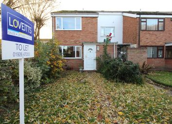 Thumbnail 2 bed terraced house to rent in Buckden Close, Warwick