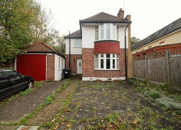 Thumbnail 3 bed detached house for sale in Oldfield Lane South, Greenford