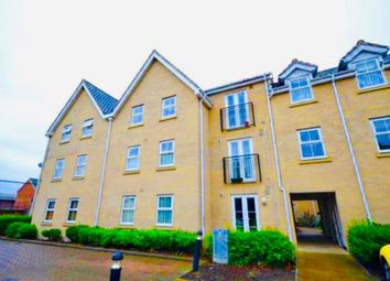 Thumbnail 2 bed flat for sale in Wessex Street, Norwich