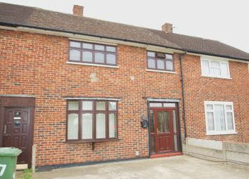 Thumbnail 3 bed terraced house to rent in Nethan Drive, Aveley, South Ockendon