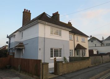 Thumbnail 3 bed semi-detached house for sale in Roderick Avenue, Peacehaven