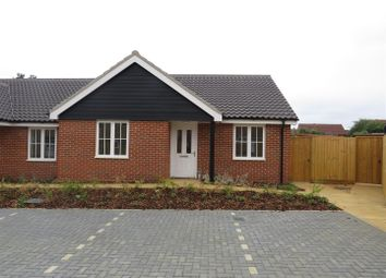 Thumbnail 2 bed terraced bungalow for sale in Harrys Way, Hunstanton