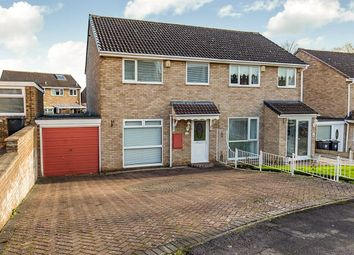 Thumbnail 3 bed semi-detached house for sale in Inglewood Close, Darlington