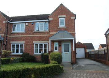 3 bed semi-detached house for sale in Buttercup Way, Castleford WF10