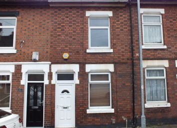 2 bed terraced house for sale in Woodend Street, Fenton, Stoke-On-Trent ST4