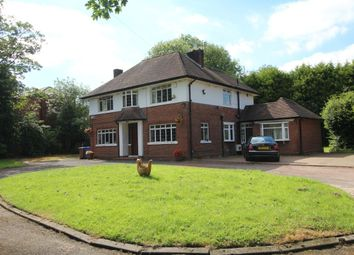 Thumbnail 4 bedroom detached house for sale in Manchester Road, Heywood