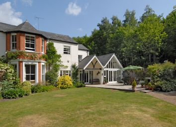 Thumbnail 5 bed property to rent in The Old Vicarage, Longcross Road, Longcross, Chertsey, Surrey