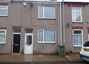 Thumbnail 2 bedroom terraced house to rent in Tunnard Street, Grimsby