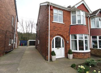 Thumbnail 2 bed semi-detached house for sale in Church Lane, Scunthorpe, North Lincolnshire