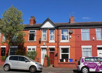 Thumbnail 2 bed terraced house to rent in Horton Road, Manchester