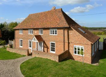 Thumbnail 4 bed detached house to rent in Honey Hill, Blean, Canterbury