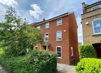 6 bed semi-detached house for sale in Gaiger Avenue, Sherfield-On-Loddon, Hook RG27