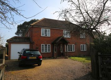 Thumbnail 5 bed detached house to rent in Glaziers Lane, Normandy, Guildford