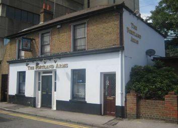 Thumbnail Pub/bar to let in The Portland Arms, 16 West Street, Maidenhead