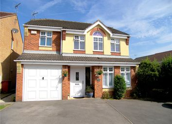 Thumbnail 4 bedroom detached house for sale in Rangewood Road, South Normanton, Alfreton