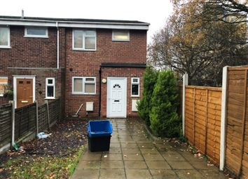 Thumbnail 3 bed end terrace house to rent in Copper Beech Close, Clayhall, Ilford