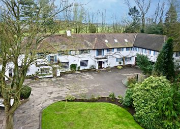 Thumbnail 10 bed property for sale in West Ella Road, Swanland, East Yorkshire