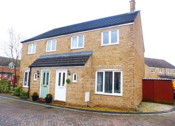 Thumbnail 3 bed semi-detached house for sale in Jay Walk, Gillingham