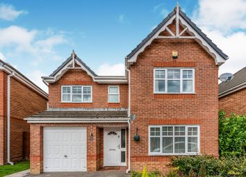 Thumbnail 4 bed detached house for sale in Dan Y Parc View, Incline Top, Merthyr Tydfil