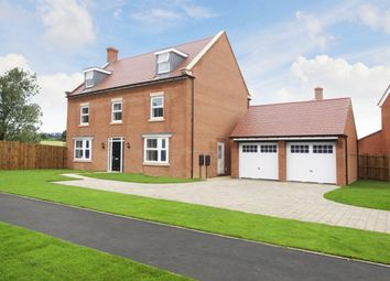 "Thumbnail 5 bed detached house for sale in ""Lichfield"" at South Road, Durham"