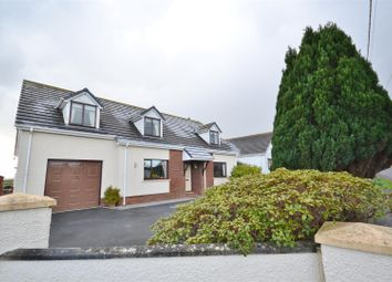 Thumbnail 4 bed detached bungalow for sale in Meidrim Road, St Clears, Carmarthen