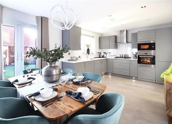 """Thumbnail 4 bed detached house for sale in """"The Lydford - Plot 405"""" at Broad Street, Crewe"""