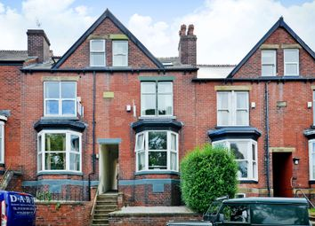 Thumbnail 5 bed terraced house to rent in Sharrow Vale Road, Sheffield