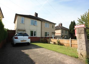 Thumbnail 2 bed semi-detached house for sale in Ashenough Road, Talke Pits, Stoke-On-Trent