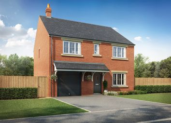 "Thumbnail 5 bed detached house for sale in ""The Lewis"" at Hounsfield Way, Sutton-On-Trent, Newark"