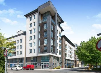 Thumbnail 1 bed flat for sale in Empress Heights College Street, Southampton, Flat 21 Empress Heights