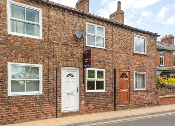 Thumbnail 2 bedroom terraced house to rent in Sherburn Street, Cawood, Selby