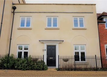 Thumbnail 3 bed terraced house for sale in Ellisons Crescent, Waterlooville