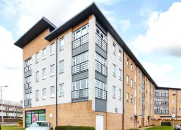 Thumbnail 2 bed flat for sale in Jade Court, Southernhay Close, Basildon, Essex