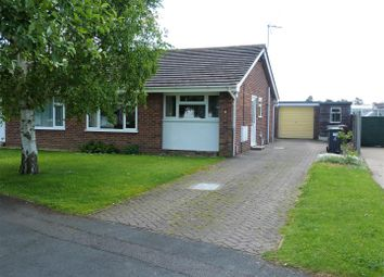 Thumbnail 2 bed semi-detached bungalow for sale in Orchard Close, Great Hale, Sleaford