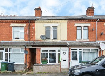 Thumbnail 3 bed terraced house for sale in Reginald Road, Bearwood