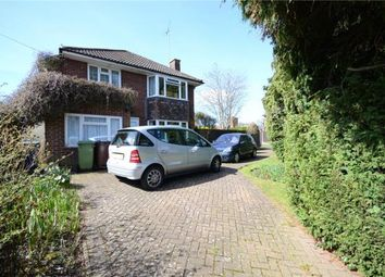 Thumbnail 4 bed detached house for sale in Church Lane East, Aldershot, Hampshire