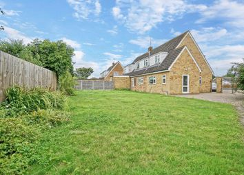 Thumbnail 4 bed semi-detached house for sale in Chesham Road, Sawtry, Huntingdon