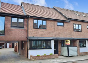 Thumbnail 3 bed terraced house for sale in Teddington Drive, West Malling, Kent