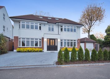 Thumbnail 5 bed detached house for sale in Woodridings Avenue, Pinner, Middlesex
