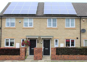Thumbnail 3 bed terraced house for sale in Ellen Crescent, Crawcrook, Ryton