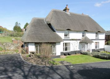Thumbnail 4 bed detached house for sale in Charlton Village, Andover