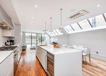 Thumbnail 5 bed terraced house for sale in Chipstead Street, London