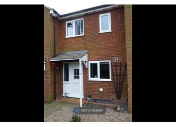 Thumbnail 2 bed terraced house to rent in Beech Close, Rugeley