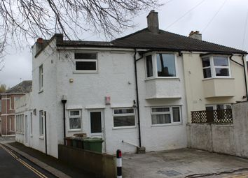 Thumbnail 1 bed flat for sale in Warleigh Avenue, Keyham, Plymouth