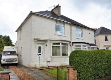 Thumbnail 3 bedroom semi-detached house for sale in Auldbar Road, Glasgow